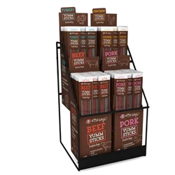 Yumm Sticks Display Rack FIXTURE by Etta Says!
