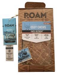 ROAM Ossy Ostrich Chew 3 oz