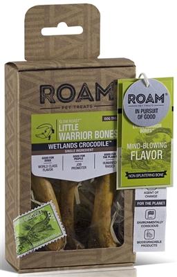 ROAM Little Warrior Crocodile Bone