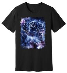 Viper - Rottweiler - Universe - Shirt - Design 6