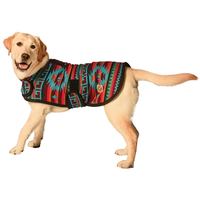 Desert Rose Blanket Coat
