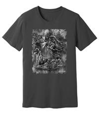 Viper - Belgian Malinois & Alligator - Spirit Animals - Shirt - Design 14