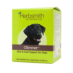 Glimmer - Natural Source of Omega 3 & 6 for Dogs