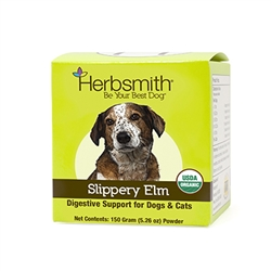 Slippery Elm - Digestive Support for Dogs and Cats