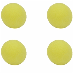 Replacement Sponges (4 pack) - Turbo® Scent Locker Ball Cat Toys with Catnip Spray