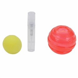"1.5"" Ball - Turbo® Scent Locker Ball Cat Toys with Catnip Spray"