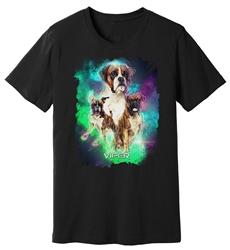 Viper - Boxer - Starlight Series - Black Shirt - Design 28