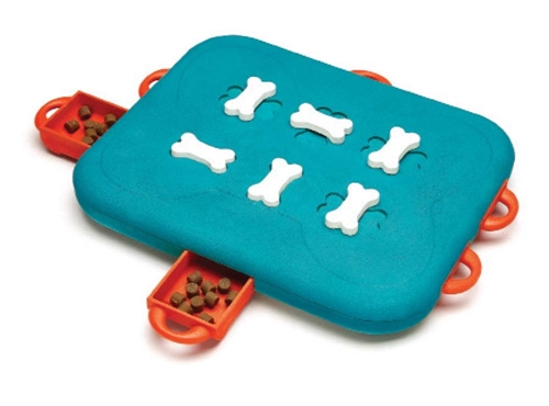 NINA OTTOSSON DOG CASINO TOY TURQUOISE