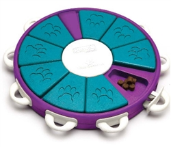 NINA OTTOSSON DOG TWISTER TOY PURPLE