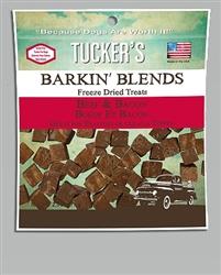 TUCKER'S DOG BARKIN' FREEZE-DRIED TRAINING TREATS