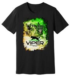 Viper - German Shepherd & Snake - Official Viper - Special Edition - Design 35