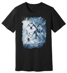 Viper - Siberian Husky - Starlight Series - Shirt - Design 38