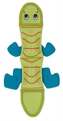 Fire Biterz Lizard Dog Toy