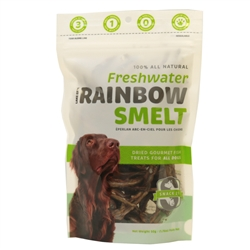 Snack 21 - Freshwater Rainbow Smelt for Dogs