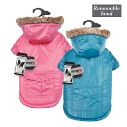 Zack & Zoey® Elements Reversible Thermal Parka