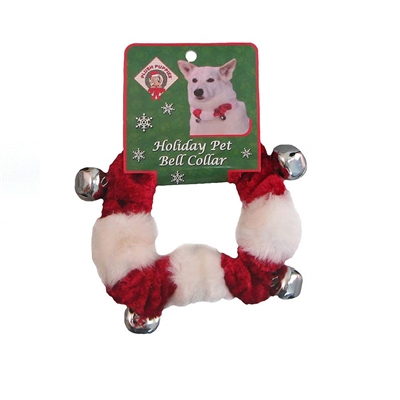 Outward Hound Holiday Bell Dog Collar- While Supplies Last