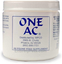ONE AC Supplement (200gm) for Horses