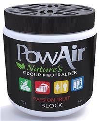 PowAir Block Passion Fruit 6 oz.