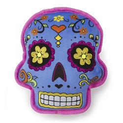 Sugar Skulls Blue by GoDog