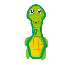 Fire Biterz Turtle Dog Toy