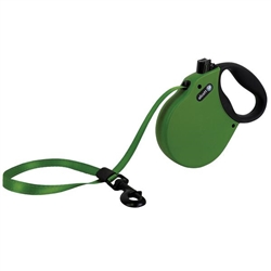 Adventure Retractable Leash - Green