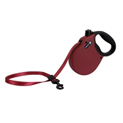 Adventure Retractable Leash - Red