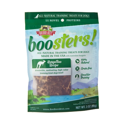 Boo Boo's Best boosters! Dehydrated Training Treats for Dogs and Cats