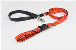 Coral Adjustable Lead w/ Buckle