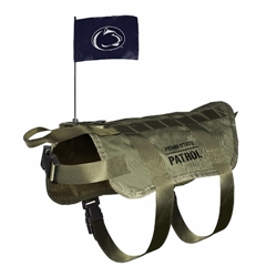 Penn St Tactical Dog Vest