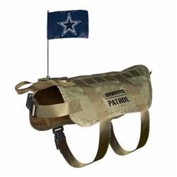 Dallas Cowboys Tactical Dog Vest