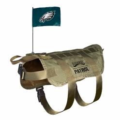 Philadelphia Eagles Tactical Dog Vest