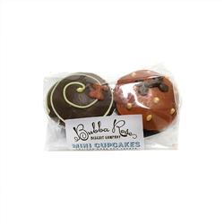 Fall Mini Cupcakes 2-pack