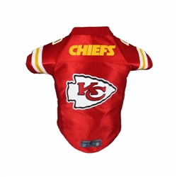 Kansas City Chiefs Premium Pet Jersey