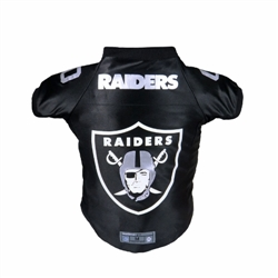 Oakland Raiders Premium Pet Jersey