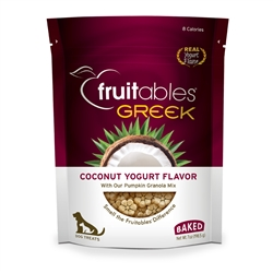 Fruitables Greek Coconut Yogurt - 7 oz (8 Per Case)