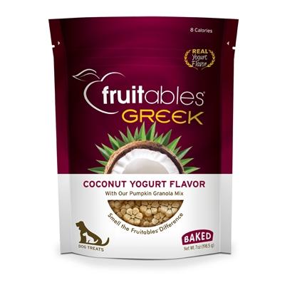 Fruitables Greek Coconut Yogurt - 7 oz (8 Per Case)