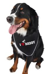 I Love My Daddy™ Bandana