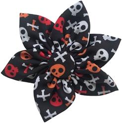Halloween Skull & Bones Pinwheel by Huxley & Kent