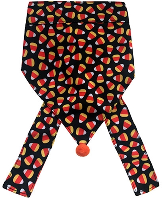 Halloween Candy Corn Bandana by Huxley & Kent