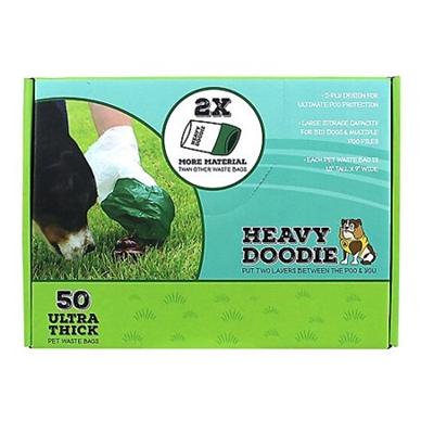 Heavy Doodie Premium 2 Ply Waste Bag Dispenser