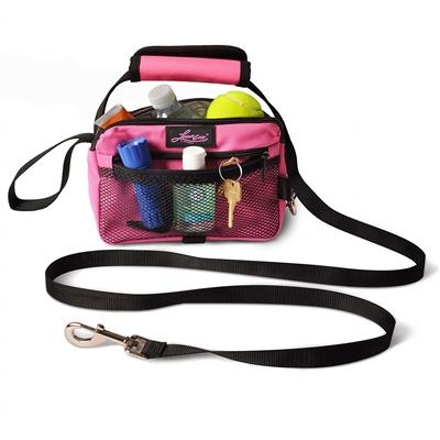 LeashGear 3 in 1 Leash, Poop Bag Dispenser, and Storage