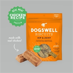 Dogswell Hip & Joint  Buscuits Grain-Free Chicken 14 oz.