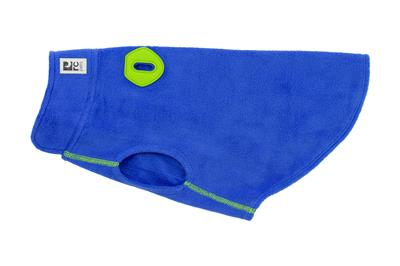 Baseline Fleece Electric Blue / Lime