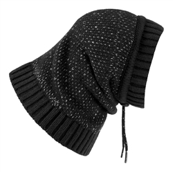 Polaris Snood - Black