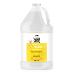 Skout's Honor Probiotic Shampoo Honeysuckle Gallon (128oz)