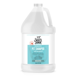 Skout's Honor Probiotic Shampoo Unscented GALLON