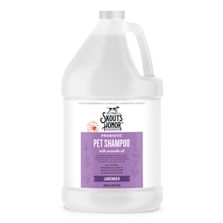 Skout's Honor Probiotic Shampoo Lavender Gallon (128oz)