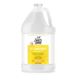 Skout's Honor Probiotic Conditioner Honeysuckle Gallon (128oz)