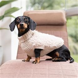 Alpaca Natural Game of Bones Luxe Sweater