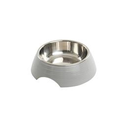 BUSTER Gloss Ripple Dog Bowl